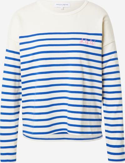 Maison Labiche Shirt in Royal blue / Pink / White, Item view