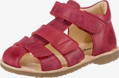 Bundgaard Sandals in Red, Item view