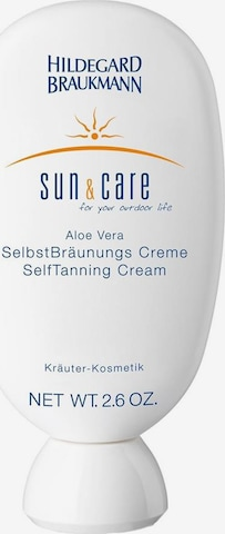 Hildegard Braukmann Sunscreen in