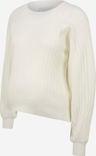 MAMALICIOUS Sweater 'Polly' in White, Item view