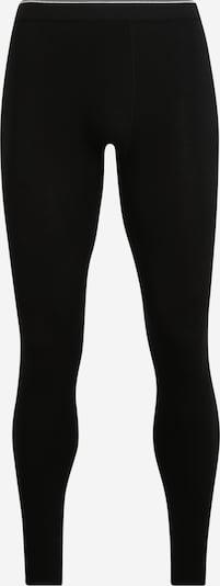 fekete SCHIESSER Hosszú alsónadrág, Termék nézet
