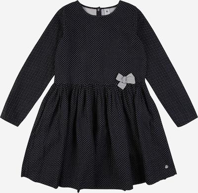 PETIT BATEAU Kleid in dunkelblau / weiß, Produktansicht