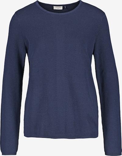 GERRY WEBER Langarm Pullover in blau, Produktansicht