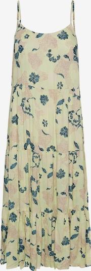 VERO MODA Letní šaty 'Muti' - modrá / citronová / růžová, Produkt
