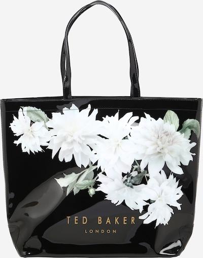 Ted Baker Shopper en verde / negro / blanco, Vista del producto