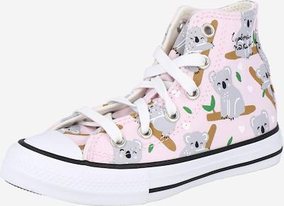 CONVERSE Sneaker 'CTAS HI' in mischfarben / pink, Produktansicht