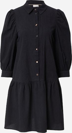 NÜMPH Košulja haljina 'BUNNY' u crna, Pregled proizvoda