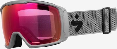 Sweet Protection Skibrille 'Clockwork RIG Reflect' in grau, Produktansicht