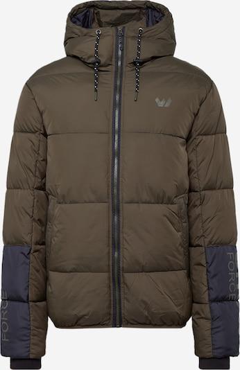 Whistler Zunanja jakna 'Rafe M Pro-Lite' | temno modra / antracit barva, Prikaz izdelka