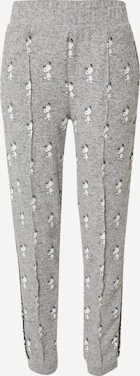Frogbox Pants in mottled grey / Black / White, Item view