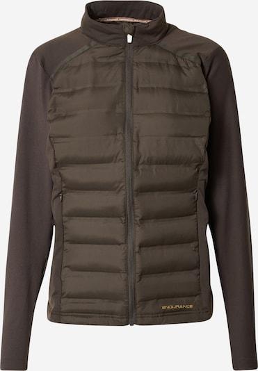 ENDURANCE Athletic Jacket 'Reitta' in Brown, Item view