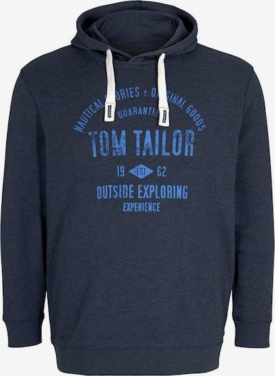 TOM TAILOR Men + Суичър в нейви синьо, Преглед на продукта