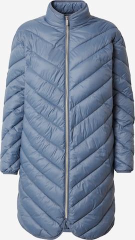 Fransa Χειμερινό παλτό 'FRBAPADDING 5' σε μπλε