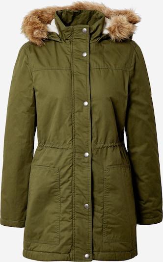 GAP Prehodna jakna 'V-Sherpa' | zelena barva, Prikaz izdelka
