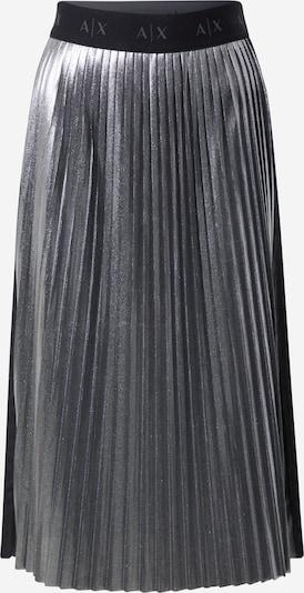 ARMANI EXCHANGE Falda en plata, Vista del producto
