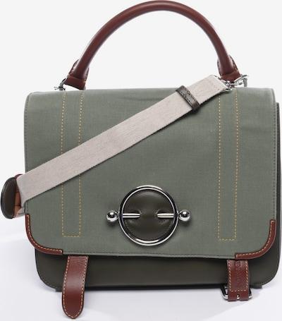 JW Anderson Handtasche in M in braun / grün, Produktansicht