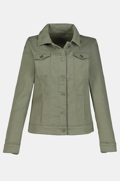 Gina Laura Jacke in grün, Produktansicht