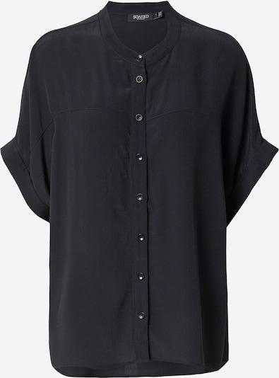 SOAKED IN LUXURY Blusa 'Helia' en negro, Vista del producto
