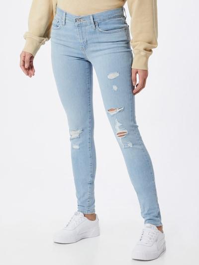 LEVI'S Jeans in hellblau, Modelansicht