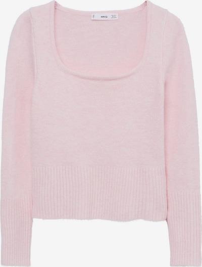 MANGO Pullover in rosa, Produktansicht