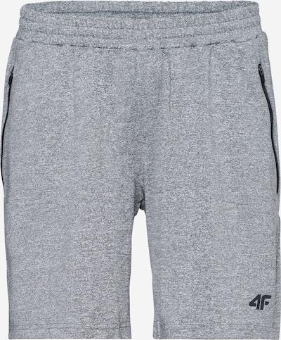 4F Sportovní kalhoty - šedý melír, Produkt