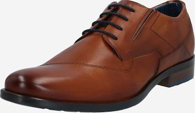 bugatti Chaussure à lacets 'Licio' en cognac, Vue avec produit