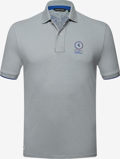 CODE-ZERO Shirt 'St Jean' in de kleur Grijs: Vooraanzicht