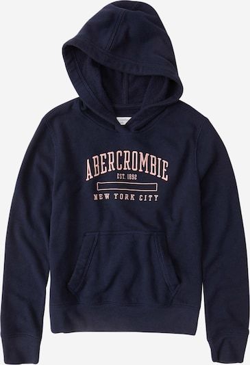 Abercrombie & Fitch Sweatshirt 'Core Po Ext' in navy / rosa, Produktansicht
