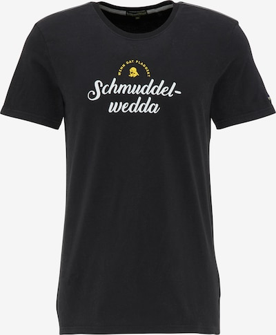 Schmuddelwedda Shirt in de kleur Zwart, Productweergave