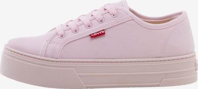 LEVI'S Sneakers laag in de kleur Rosa: Vooraanzicht
