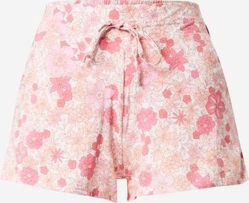 ETAM Shorts 'FATI' in Pink