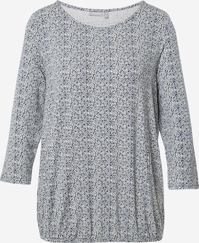 Fransa Shirt in Dusty blue / Black / White, Item view