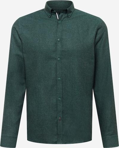 Kronstadt Skjorta 'Johan' i smaragd, Produktvy