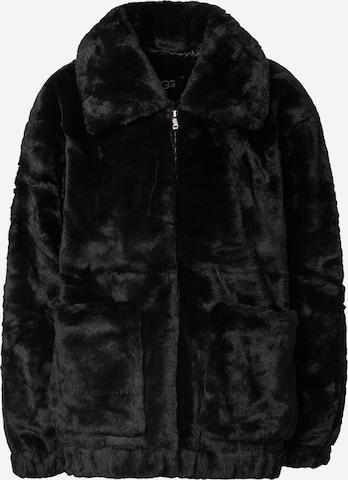 UGG Winter Jacket 'KIANNA' in Black