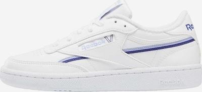 Reebok Classics Sneaker 'Club C 85 Vegan' in blau / weiß, Produktansicht
