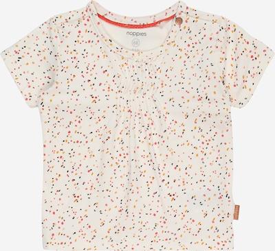 Noppies T-Shirt 'Mauer' in mischfarben / weiß, Produktansicht