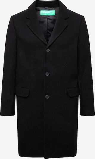 UNITED COLORS OF BENETTON Between-Seasons Coat in Black, Item view