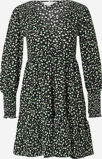 Miss Selfridge Kleid in beige / grün / schwarz, Produktansicht