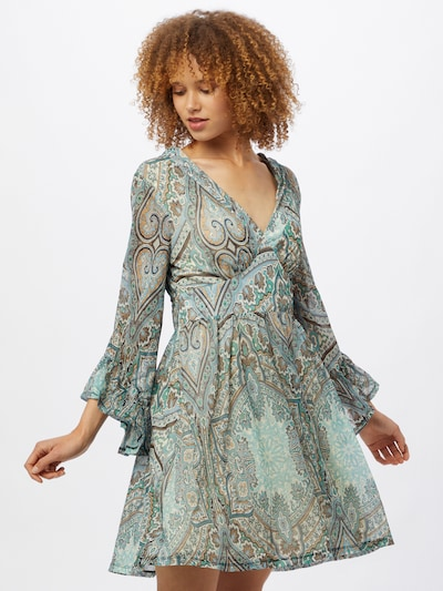 Molly BRACKEN Kleid in jade / mischfarben, Modelansicht