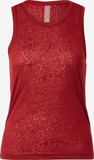 ONLY PLAY Sports Top in Carmine red / Melon, Item view