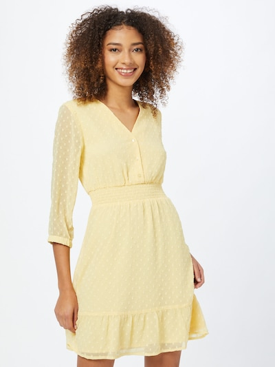 ABOUT YOU Šaty - žlutá, Model/ka