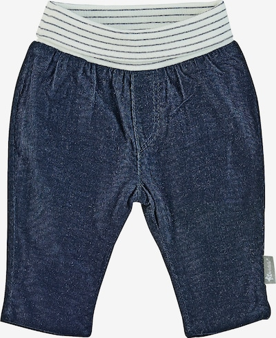 STERNTALER Hose in blaumeliert / grau, Produktansicht