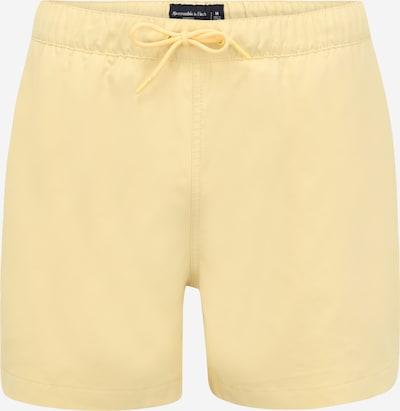 Abercrombie & Fitch Plavecké šortky - svetložltá, Produkt