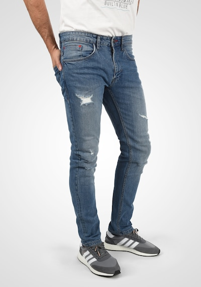 BLEND 5-Pocket-Jeans in blau / blue denim, Modelansicht