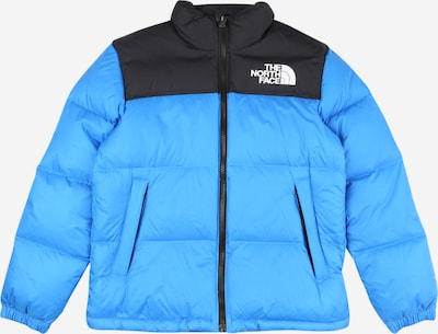 THE NORTH FACE Sportjacke '1996 RETRO Nuptse' in blau / schwarz / weiß, Produktansicht