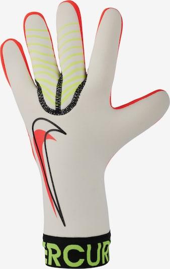 NIKE Handschuh in offwhite, Produktansicht