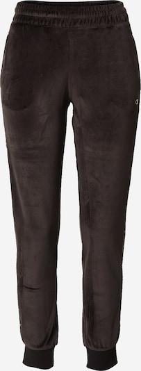 Champion Authentic Athletic Apparel Παντελόνι σε μόκα / μαύρο / λευκό, Άποψη προϊόντος