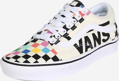 VANS Sneakers low 'UA ComfyCush Old Skool' in beige / mixed colours / black, Item view