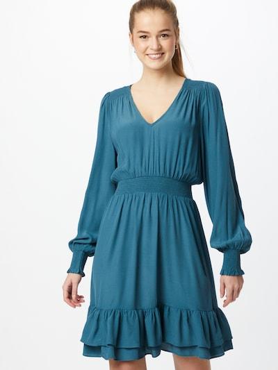 mbym Kleid 'Maddalena' in himmelblau, Modelansicht