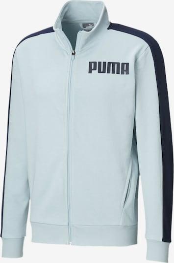 PUMA Sweatshirt in de kleur Lichtblauw, Productweergave